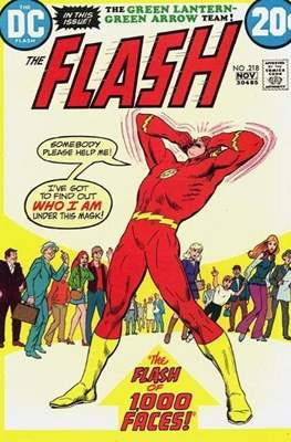 Flash vol. 1 (1959-1985) (Grapa, 32 págs.) #218