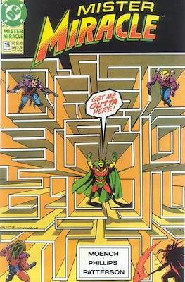 Mister Miracle (Vol. 2 1989-1991) (Grapa) #15