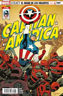 Capitán América Vol. 8 (2011-) (Grapa) #89