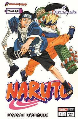 Naruto (Rústica) #22