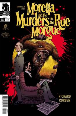Edgar Allan Poe's Morella and The Murders in the Rue Morgue