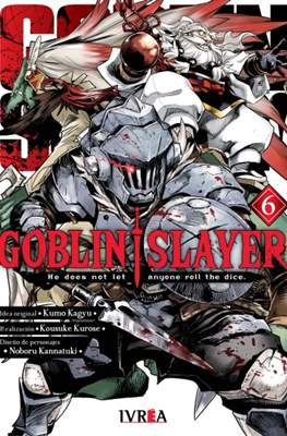 Goblin Slayer (Rústica con sobrecubierta) #6