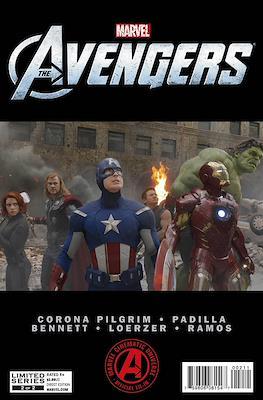 Marvel's The Avengers (2014) (Grapa) #2