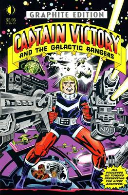 Captain Victory - Graphite Edition