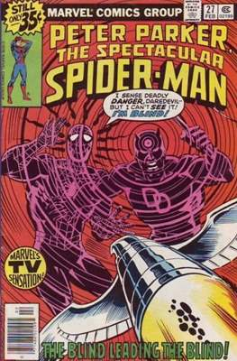 The Spectacular Spider-Man Vol. 1 (Comic Book) #27