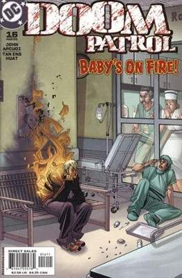 Doom Patrol Vol. 3 (Comic Book) #16