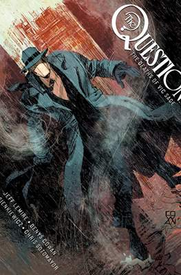 The Question: The Deaths of Vic Sage (Comic Book) #1