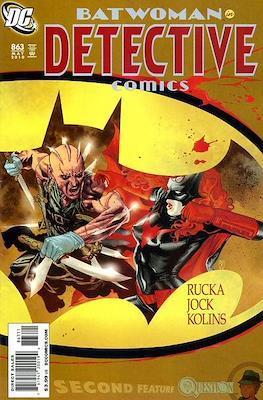 Detective Comics Vol. 1 (1937-2011; 2016-) (Comic Book) #863