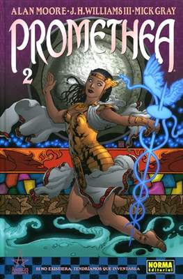 Promethea (Cartoné, 150-200 páginas (2007-2008)) #2