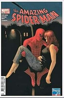 The Amazing Spider-Man #640