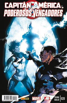 Poderosos Vengadores / Capitán América y los Poderosos Vengadores (2013-2015) (Grapa.) #20