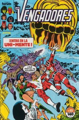 Los Vengadores Vol. 1 (1983-1994) (Grapa) #52