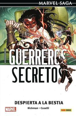 Marvel Saga: Guerreros Secretos #3