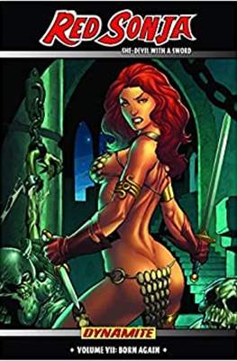 Red Sonja. She-Devil with a Sword #7