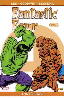 Fantastic Four: L'intégrale #10