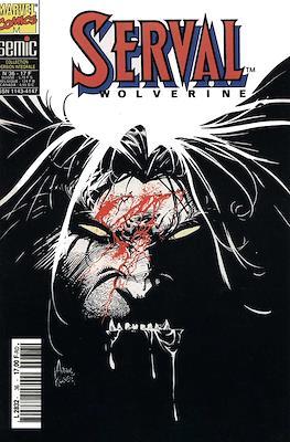 Serval / Wolverine Vol. 1 (Agrafé) #36