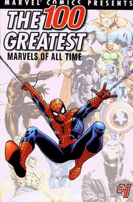 The 100 Greatest Marvels of All Time (Softcover) #10
