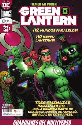 Green Lantern. Nuevo Universo DC / Hal Jordan y los Green Lantern Corps. Renacimiento #92/10