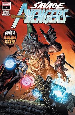 Savage Avengers (Comic Book) #9