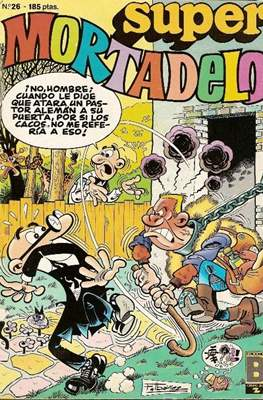 Super Mortadelo (Grapa, 52 páginas (1987)) #26