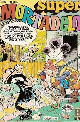 Super Mortadelo #26