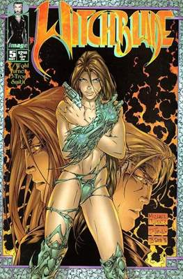 Witchblade (Comic Book) #5
