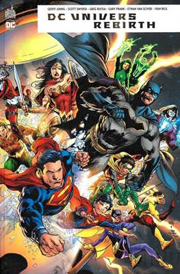 DC Univers Rebirth (Cartonné) #0