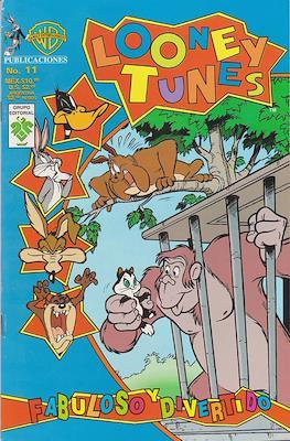 Looney Tunes (Grapa 32 pp) #11