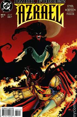 Azrael: Agent of the Bat (1995-2003) (Grapa) #31