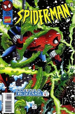 Spider-Man (Vol. 1 1990-2000) (Comic Book) #65