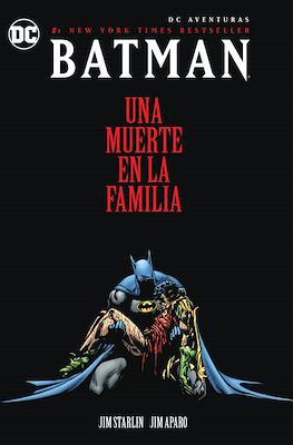 Batman Una Muerte en la Familia