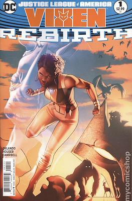 Justice League of America: Vixen Rebirth (2017) (Comic-Book) #1.1