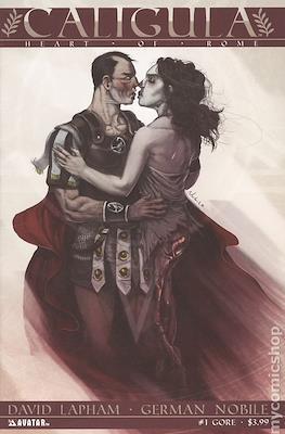 Caligula Heart of Rome (2012-2013 Variant Cover)