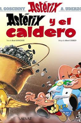 Astérix (2016) (Cartoné, lomo con mancha de Asterix) #13