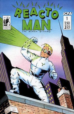 Reacto Man (Comic Book 32 pp) #1