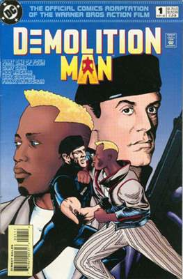 Demolition Man (Comic Book) #1