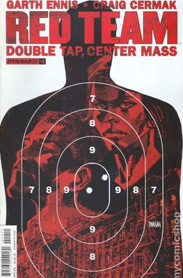 Red Team Double Tap, Center Mass