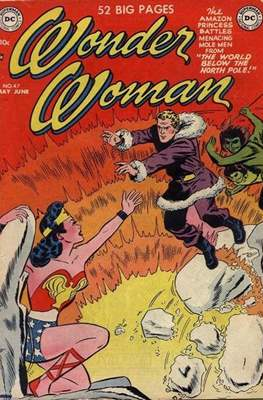 Wonder Woman Vol.1 (1942-1986; 2020-) (Comic Book) #47