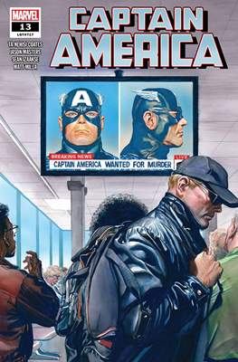 Captain America Vol. 9 (2018-) (Comic-book) #13