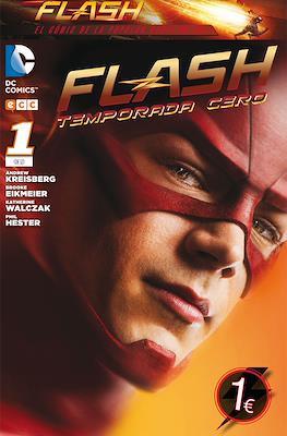 Flash. Temporada cero (Grapa) #1