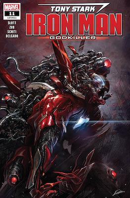 Tony Stark Iron Man (Comic Book) #11