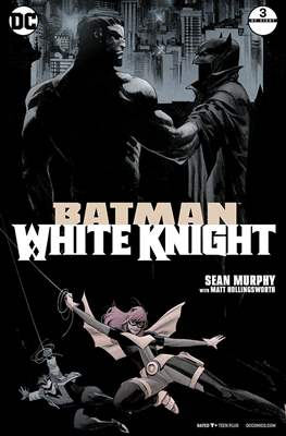Batman: White Knight (2017-2018) (Comic-book) #3