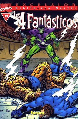 Biblioteca Marvel: Los 4 Fantásticos (1999-2001) (Rústica 160 pp) #29