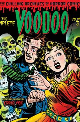The Chilling Archives of Horror Comics (Hardcover) #22