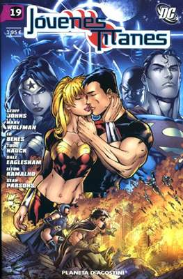 Jóvenes Titanes (2005-2007) #19