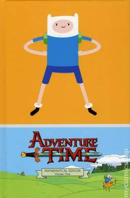 Adventure Time: Mathematical Edition (Hardcover) #1