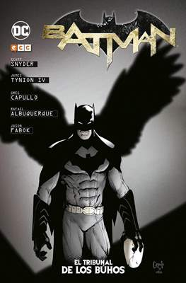 Batman de Scott Snyder (Cartoné) #1