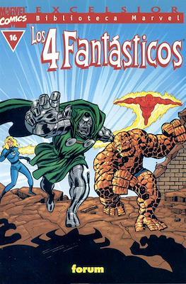 Biblioteca Marvel: Los 4 Fantásticos (1999-2001) (Rústica 160 pp) #16