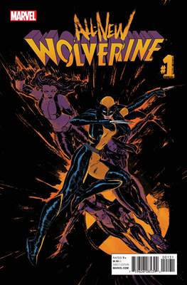 All-New Wolverine Annual. Variant Covers