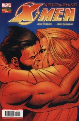 Astonishing X-Men Vol. 2 (2007-2008) (Grapa 24 pp) #2